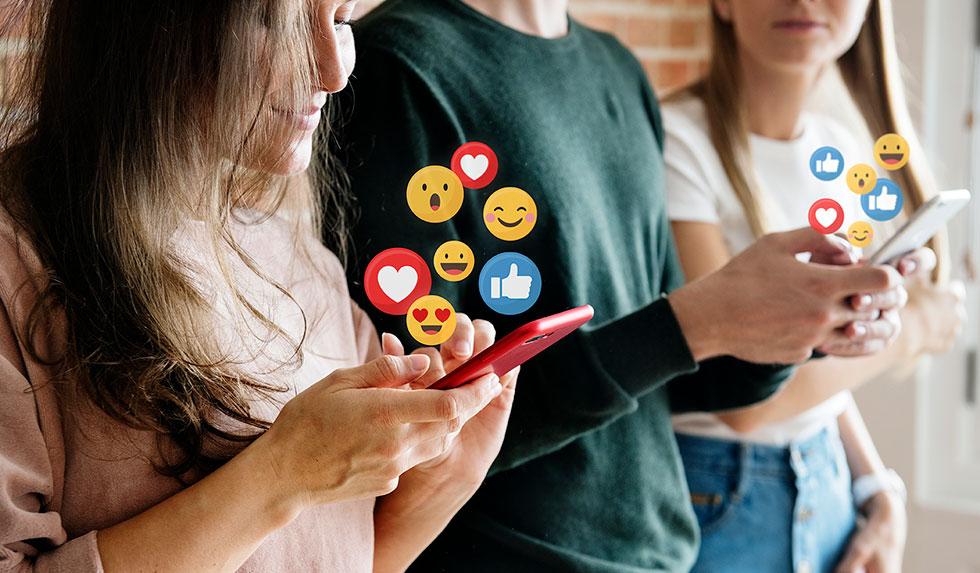 9) Campagne de lutte contre l'exclusion et la stigmatisation des personnes atteintes de bipolarité sur les réseaux sociaux