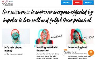 Partenariat avec Bipolar UK