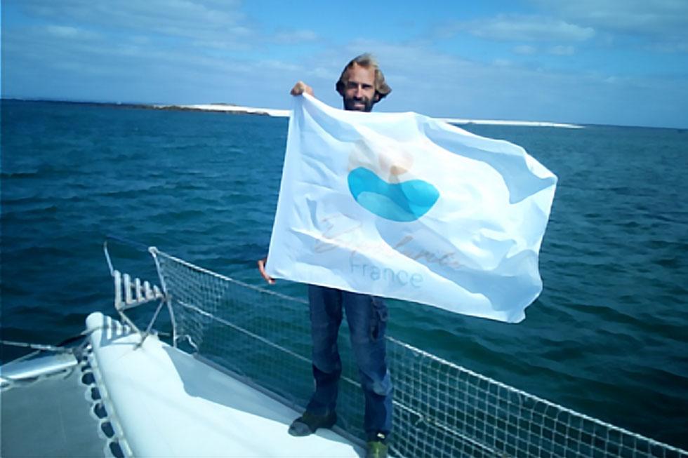 Bipolarité France soutenu par le voilier Samaya et son équipage