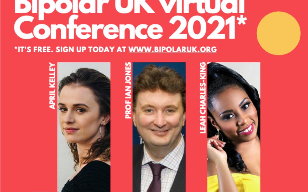 World Bipolar Day, 30th March 2021